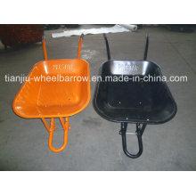 Carrinho de mão da roda da construção para o mercado de Nigéria Wb6220