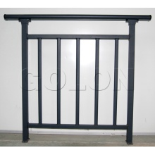Wrought Iron assembled Railings Prices