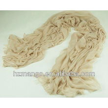 2016 Мода сплошной цвет Длинный бесконечности Модальные шарф