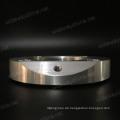 Kundenspezifische Aluminium CNC Lather Bearbeitungsteile der hohen Qualität für industriellen Ausrüstungsgebrauch, kleine angenommene Quantität, stabile Qualität