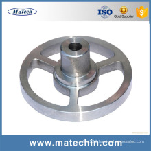 China Foundry Custom Agricultural Ductile Cast Iron Hand Wheels
