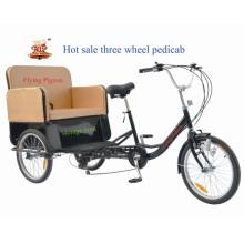 """Carrito de bicicleta de carga Triciclo de carga de 20 """"(TRI-05)"""