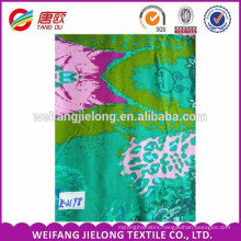 Textile fabrics supplier New style wholesale african print 100% rayon fabric