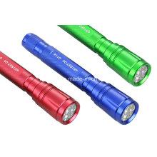 6LED факел поощрения фонарик