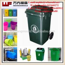Plastic Dustbin mould made in China/OEM Custom plastic Dustbin mold making