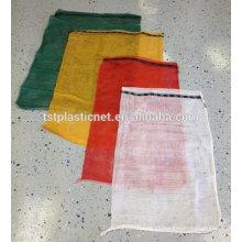 2014 o saco popular da malha para sapatas / frutas (rede plástica de Tuosite de Hebei)