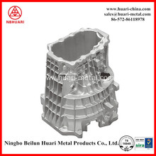 Aluminum Gearbox Connector Cover Die Casting