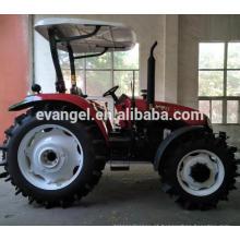Trator da roda 90HP 4WD YTO X904