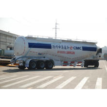 China for Bulk Cement Tank Trailer Tri-axle Cement Bulk Tank Semi-Trailer supply to Bahamas Suppliers