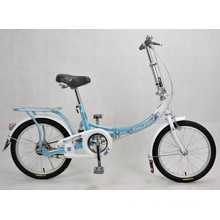 Beautiful City Bike Folding Bicycle