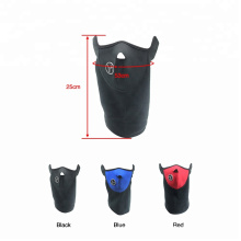 OEM Service Warm Fleece Bike Motorcycle Half Face Mask Cover Face Hood Protection Ski Cycling Sports Winter Neck Scarf Warm Mask