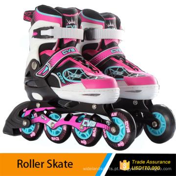 sapato de skate patins de gelo / sapatos de rolo duráveis