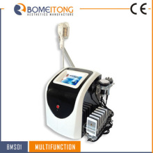 Cryo laser rf cavitation 6 in 1 multifunctional beauty