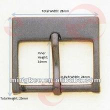 Cinturón de pistola de metal / hebilla de bolsa (M17-273A)