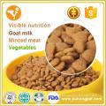Type de nourriture pour animaux de compagnie et vraies vrac en vrac Naturel Aliments pour chats Halal Aliments pour animaux de compagnie