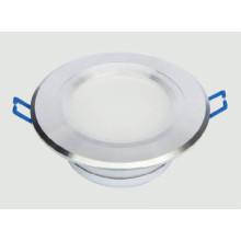 Plafonnier encastré à LED en aluminium avec COB 3W / 7W / 9W10W