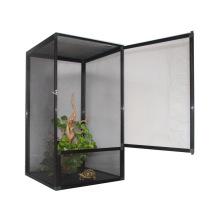 Jaula animal de la jaula de pájaro de la jaula del pájaro de la pantalla de China con la red o el vidrio