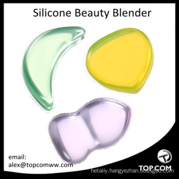 Premium Silicone Makeup Sponge - Beauty Sponge for Makeup, Concealer and Foundation