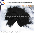 carbon activated 150-320 mesh coal based powdered activated carbon price
