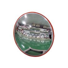 45cm Indoor Convex Mirror Round Plastic PC Lens for Warehouse