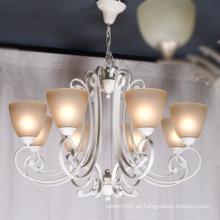 Candelabro con 8 luces, estilo 16