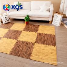 Привлекательный дизайн натуральный каучук йога коврик водонепроницаемый на продажу