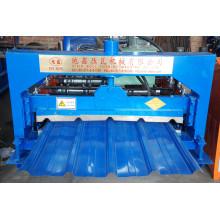 Machine de fabrication de draps en toiture Dx