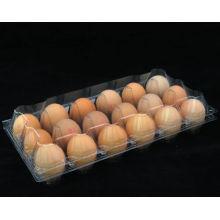 China Suministro Hatching Huevos de pollo bandeja de huevo de plástico