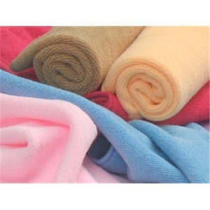 Weft-knitting  Personal Microfiber Towels