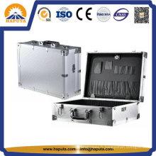Cas de stockage en métal aluminium fonctionnelle pour outils