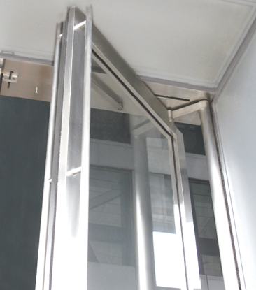 Ningbo GDoor Household Balance Doors with Various Profiles
