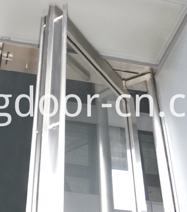Make-to-measure Automatic Household Balance Doors for Interior Use