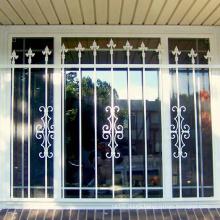 aluminum casement windows/burglar proof window