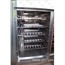 Automatic Temperature Control Fish Dryer