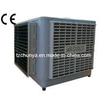 Боковой воздухоохладитель бокового нагнетания