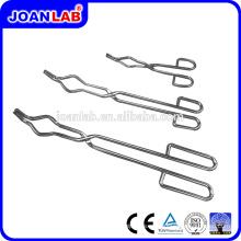 Pinzas de acero inoxidable JOANLAB para uso en laboratorio