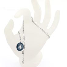 Collier de bijoux à encolure en métal de nouvelle conception 2016