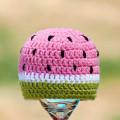 Watermelon Fruits Crochet Cotton Hat