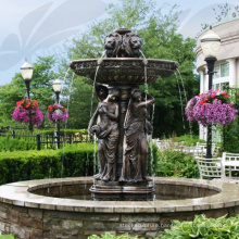 69 Popular Designs Water Fountain With Lady Statue (15 year foundry)
