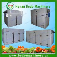 China equipamentos de secagem de frutas tropicais / aço inoxidável máquina de desidratador de frutas secas