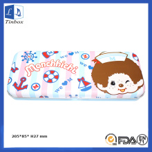 Cartoon Stationery Tin Box