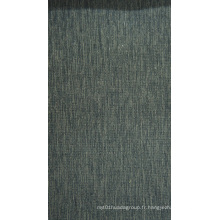 Tissu cationique de polyester de Ripstop avec le revêtement d'unité centrale
