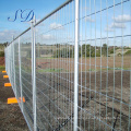 Factory Main Gate Designs Galvanized Mesh Farm i Type Stay Gate