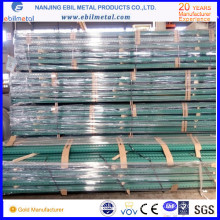 High Quality Steel Teardrop Pallet Shelf