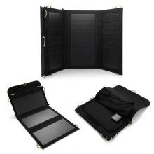 ECEEN mini USB 20W carregador portátil de painel solar de células solares