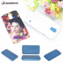 FREESUB Sublimação Heat Transfer 3D Phone Case Molde