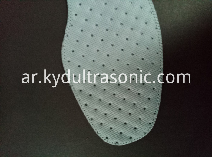 disposable insole making machine