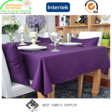 PU Coated 100% Polyester Oxford Fabric 300d Table Cloth with Wr