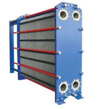 Pasteurizador, intercambiador de calor de placas M15b