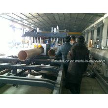 ПВХ водоснабжения и дренажа трубы экструзии линии